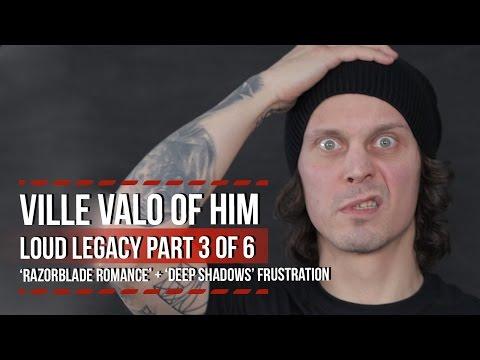 HIM's Ville Valo on 'Razorblade Romance' + 'Deep Shadows' Frustration