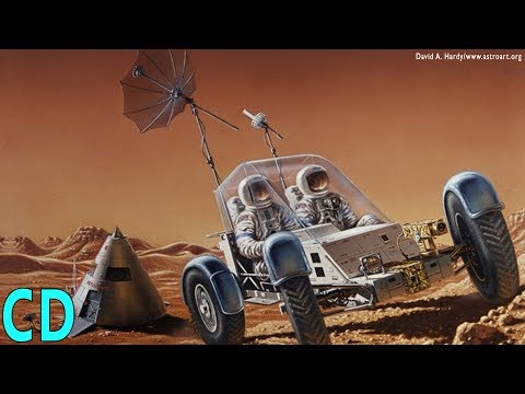 How We Planned to go to Mars by 1982 - The early Manned Missions