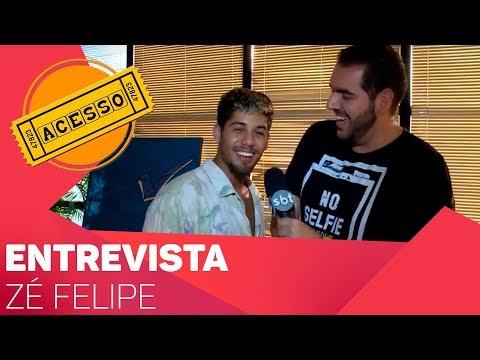 Entrevista com Zé Felipe - TV SOROCABA/SBT