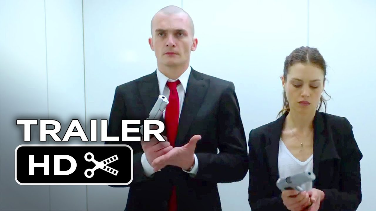 Hitman Agent 47 Official Trailer 2 2015 Rupert Friend Zachary Quinto Movie Hd