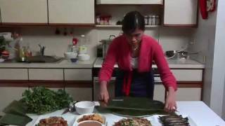 Yellow Rice, Cassava Cake & Ceremonial Rice Platter  Vegetarian Recipes