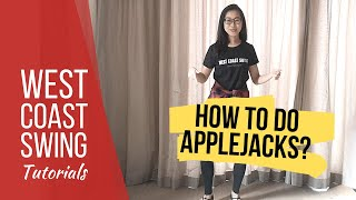 How to do applejacks - WCSA Tutorial with Jennifer Liu