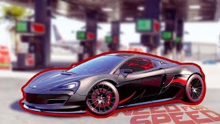 MCLAREN 570S: BIMBEMINKIA in SUPERCAR - Need For Speed Payback