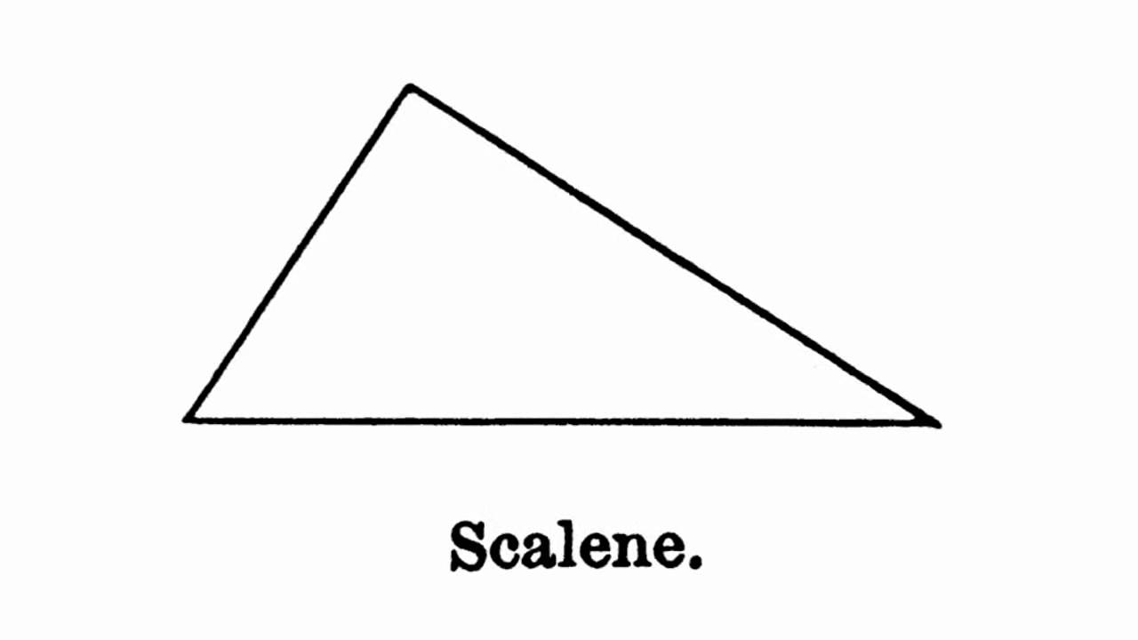 What does a acute triangle look like  answerscom