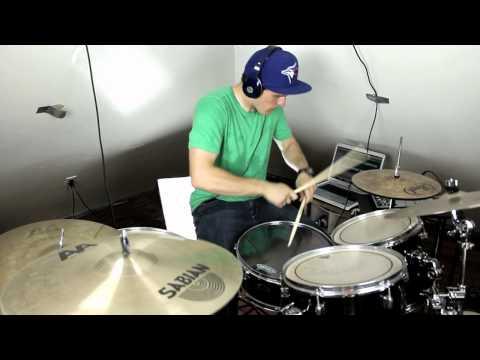 Nero/Skrillex Remix - Promises - drum cover