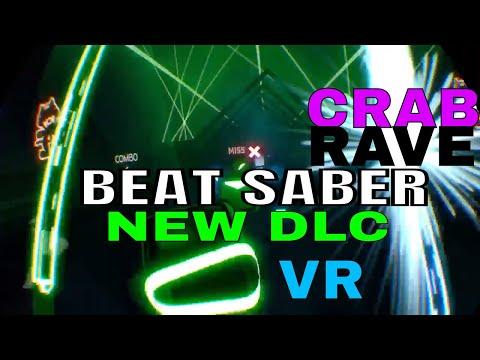 CRAB RAVE - BEAT SABER - Hard - New FREE DLC