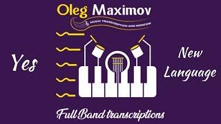 Yes - New Language - arrangement transcription