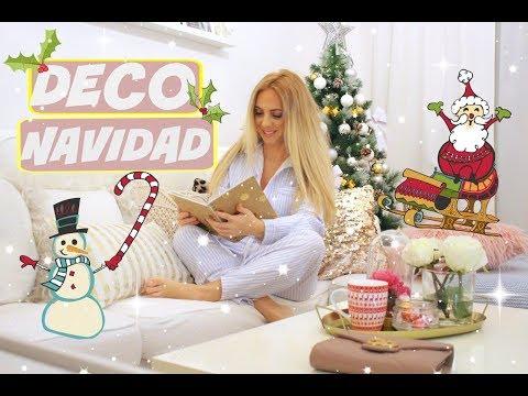 DECO NAVIDAD 2018🎄 Ponemos el árbol!! Decorating My Christmas