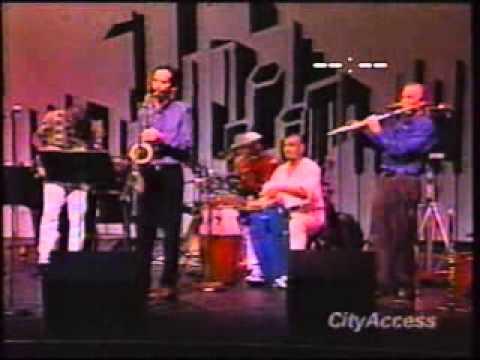Jazz 88-Radio, Live recording, SDC W/ irving soto on congas