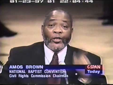 US Senate Hearings on Ebonics