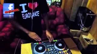 Euromix Dance Nacional Vídeo #1