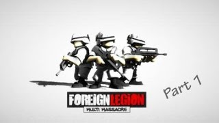 Foreign Legion By Spock ft. Crazy Machine and The Atommick