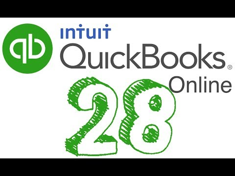 28. Quickbooks Online - How To ADD EMPLOYEES / PAYROLL | 2018