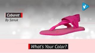 Sanuk Women's Yoga Sling 2 Spectrum | Sandals 2019 Color Collection Quick View