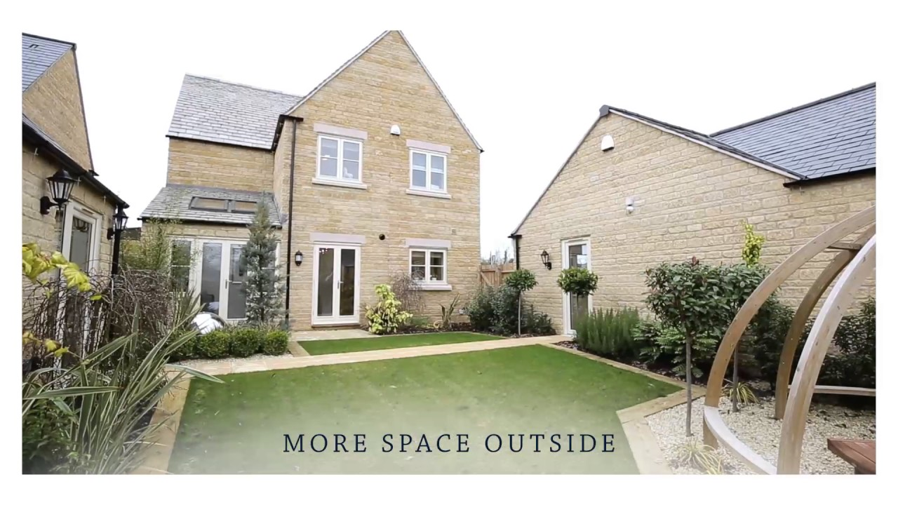 Find New Homes in Bourton-on-the-Water: Bourton Chase by Bloor Homes ...