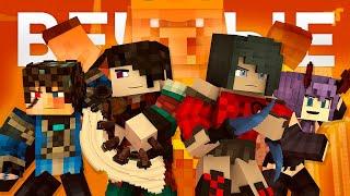 Фото ВЕЧНЫЕ - Майнкрафт Клип Анимация 🌀🔥 Eternal Minecraft Music Video Song (НА РУССКОМ RUS)