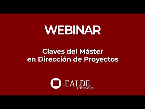 Claves del Máster en Dirección de Proyectos