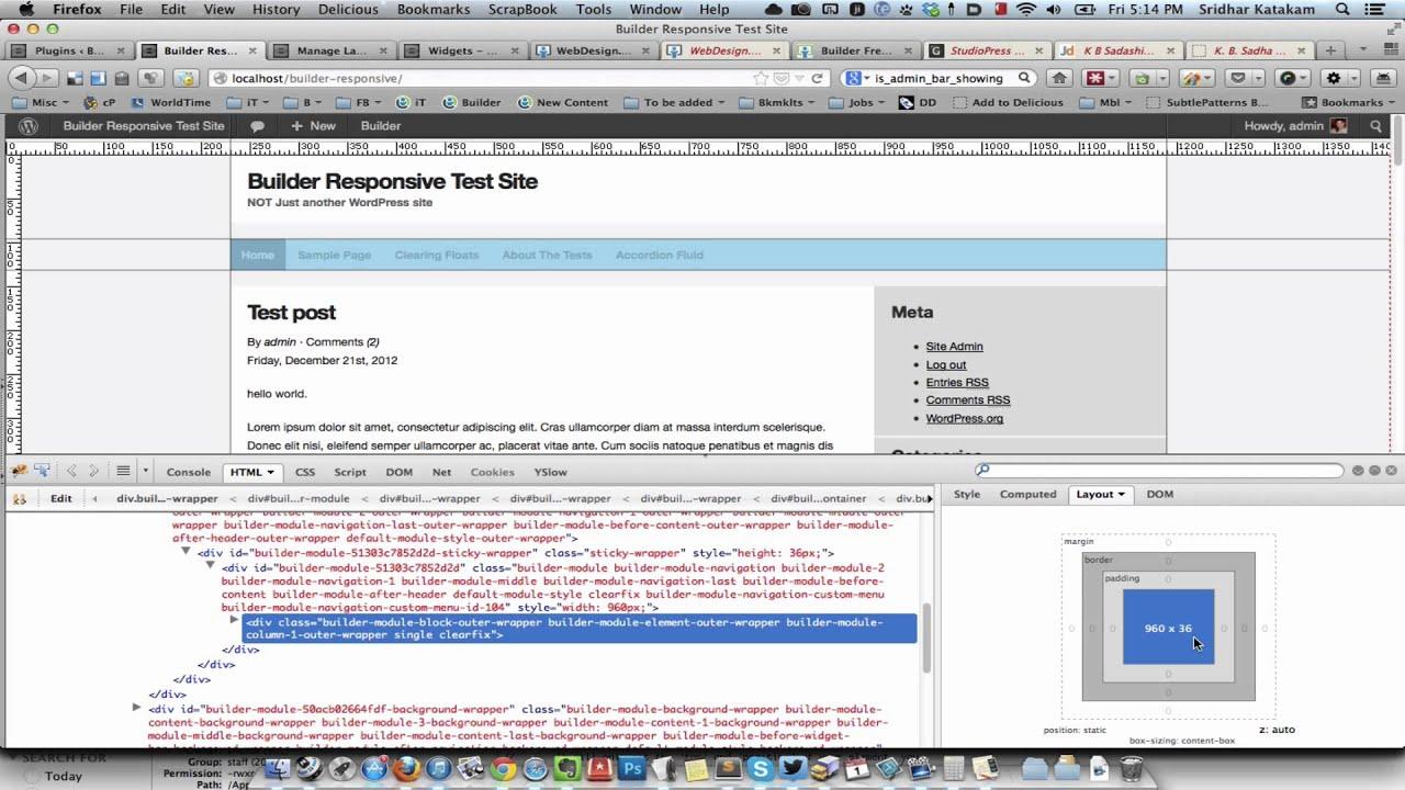 Builder jQuery Customizations - iThemes Codex