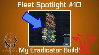 Battle Pirates: My Brutal Eradicator Build [Fleet Spotlight #10] How to Build Eradicators!