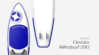 Unifiber Elevate iWindsurf 280 Video