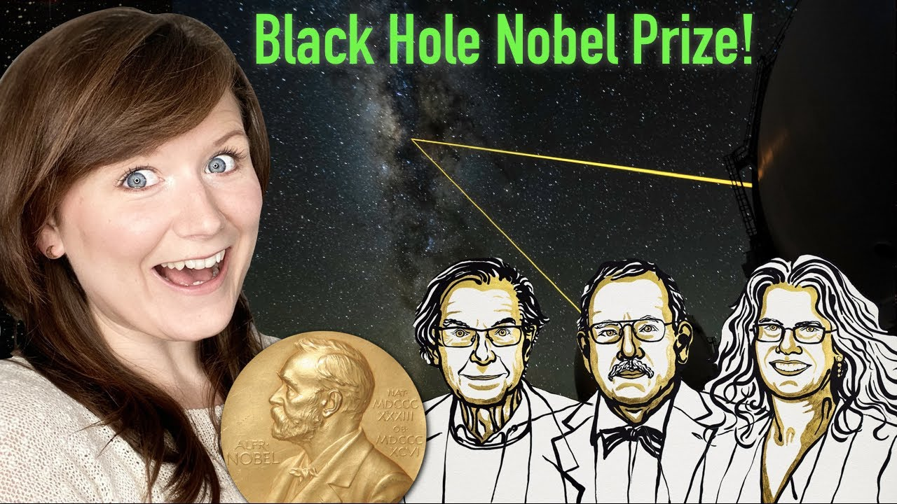 Andrea Ghez '87 wins a share of the 2020 Nobel Prize in Physics