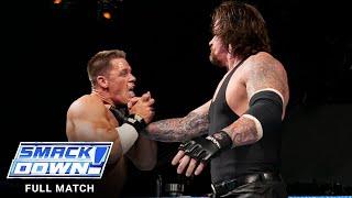 FULL MATCH - The Undertaker vs. John Cena: SmackDown, June 24, 2004