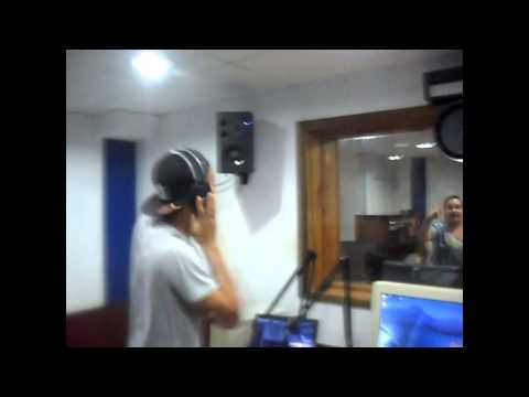 Beat By Beat Radio con Thor and Ross con la Macarena - GUANTANAMO-CUBA 2014