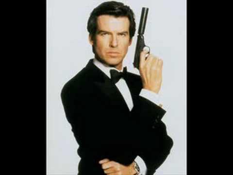8 bit James Bond
