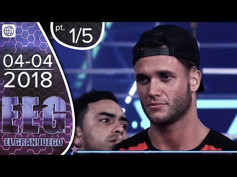 EEG El Gran Clásico - 04/04/2018 - 1/5