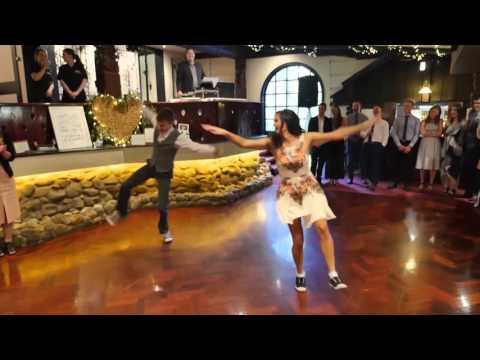 Swing Wedding Dance - AMAZING - The Jungle Book