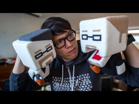 Download Youtube: Making Tested's Blockhead Puppets!