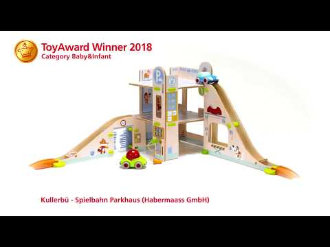 ToyAward 2018: Winner of the category Baby & Infant