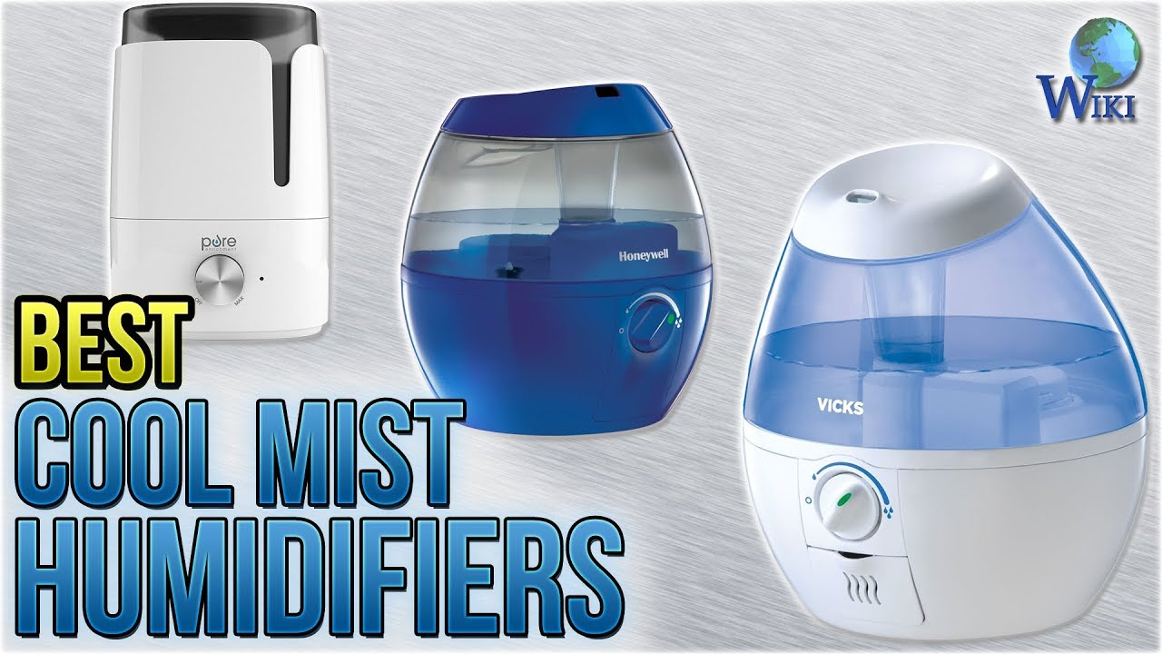 10 Best Cool Mist Humidifiers 2018 - YouTube