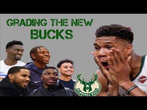 Grading the 5 New Bucks - Milwaukee Bucks