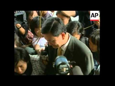 Thailand awaits verdict in trial of recently-elected Prime Minister