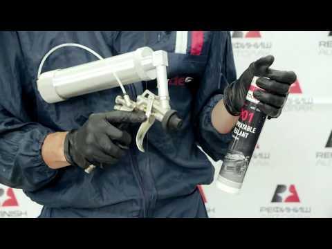 Пистолет для распыляемого герметика RADEX PGS