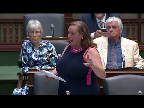 MacLeod questions the Minister of Energy on Gas Plant Record keeping