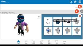 I bought a body switch potion in Roblox
