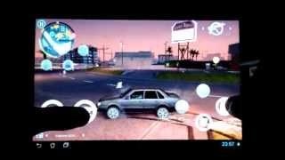 как идет Ganstar Vegas на Asus TF103C