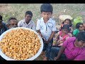 KFC POPCORN / Prepared for KIDS and HOMELESS / Village food factory / HAPPY NEW YEAR 2018