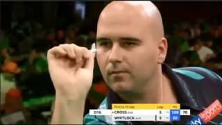 🎯 Rob Cross v Simon Whitlock | 2018 Champions League of Darts | Part 2