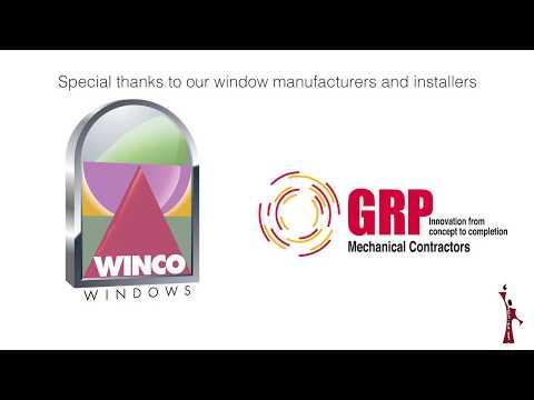 Sister Thea Bowman School - Winco Window Installation