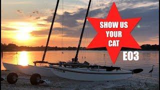 Show us your cat! E03   USA, Australia, UK, Germany and Canada