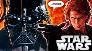 How Darth Vader Remembered Choking Padme and His Thoughts About Mustafar - Star Wars Explained