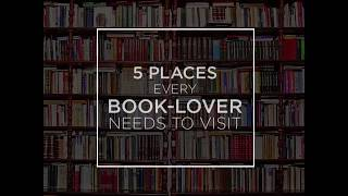 Top 5 places in India every book lover should visit!