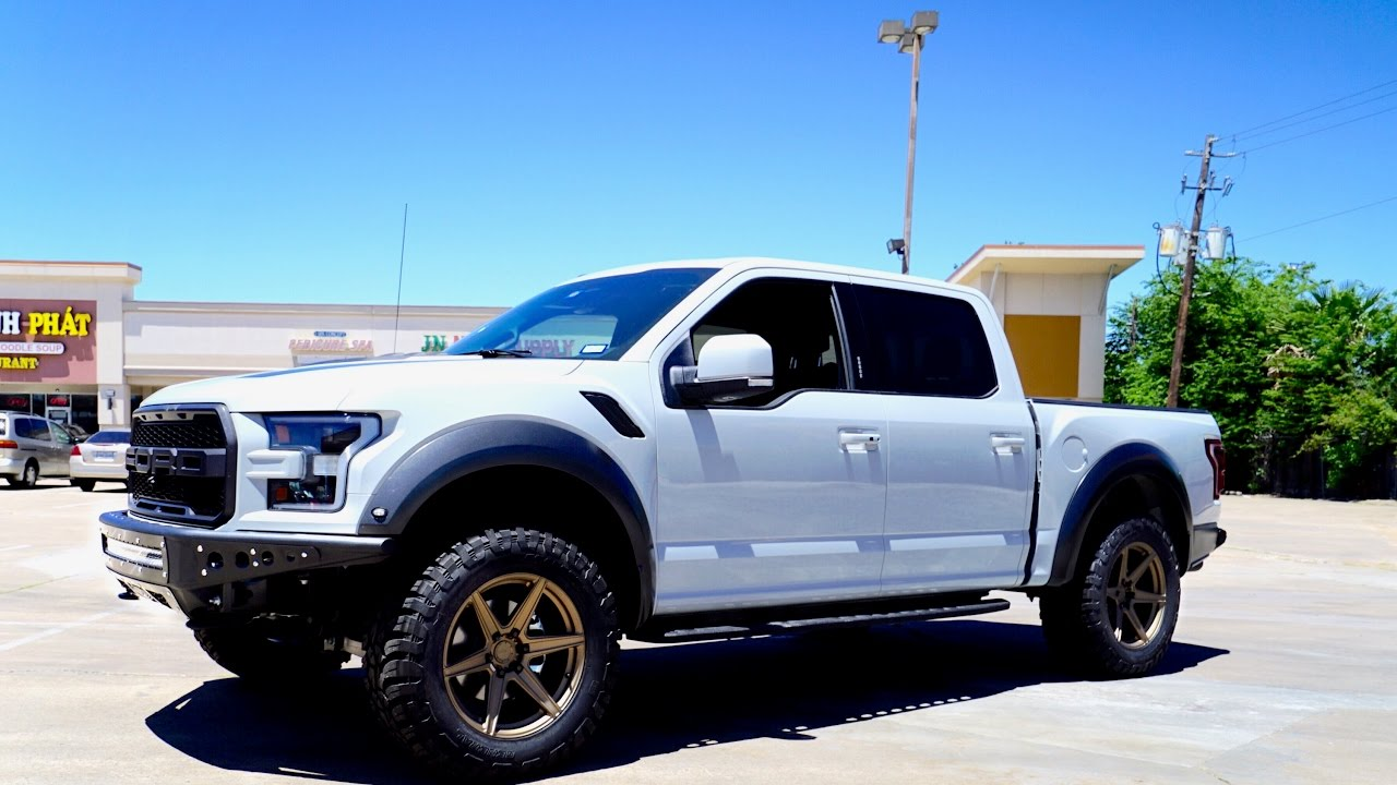 EVS Motors 2017 Ford Raptor Custom Build ADV.1 ADD Rigid ...