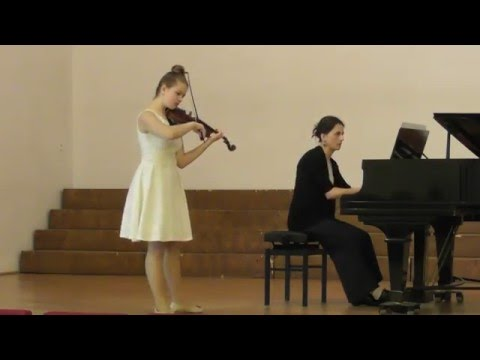 Нардини, Пьетро - Concerto for Violin in G Major, Op. 1 No. 2