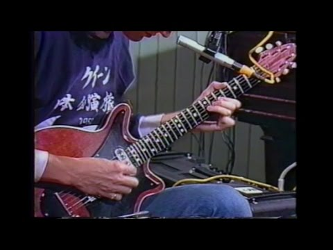 March Of The Black Queen - Brian May Starlicks Guitar Tutorial (1983)