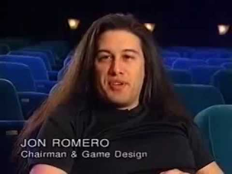 John Romero Interview - Top 5 Games