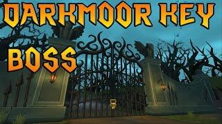 "Wizard101: Skeleton Key Boss ""Darkmoor"""